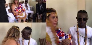 Patapaa On Why He Chose Liha Over Ghanaian Girls (+video)