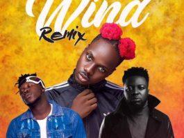 Edoh YAT – Wind Remix Ft Medikal x Guru