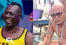 Akrobeto Bully To Give Bukom Banku Hefty Slaps If He Meets Him Face To Face