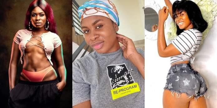 """I don't chase men, I replace them"" – Yaa Jackson reveals"