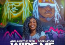 DopeNation Ft Adelaide The Seer – Wire Me (Prod. By DopeNation)