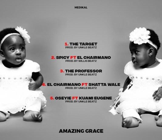 Medikal – Amazing Grace EP (Full Album)