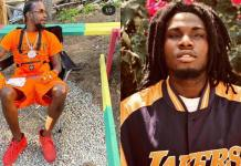 Popcaan finally reacts to the death of Unruly Grank