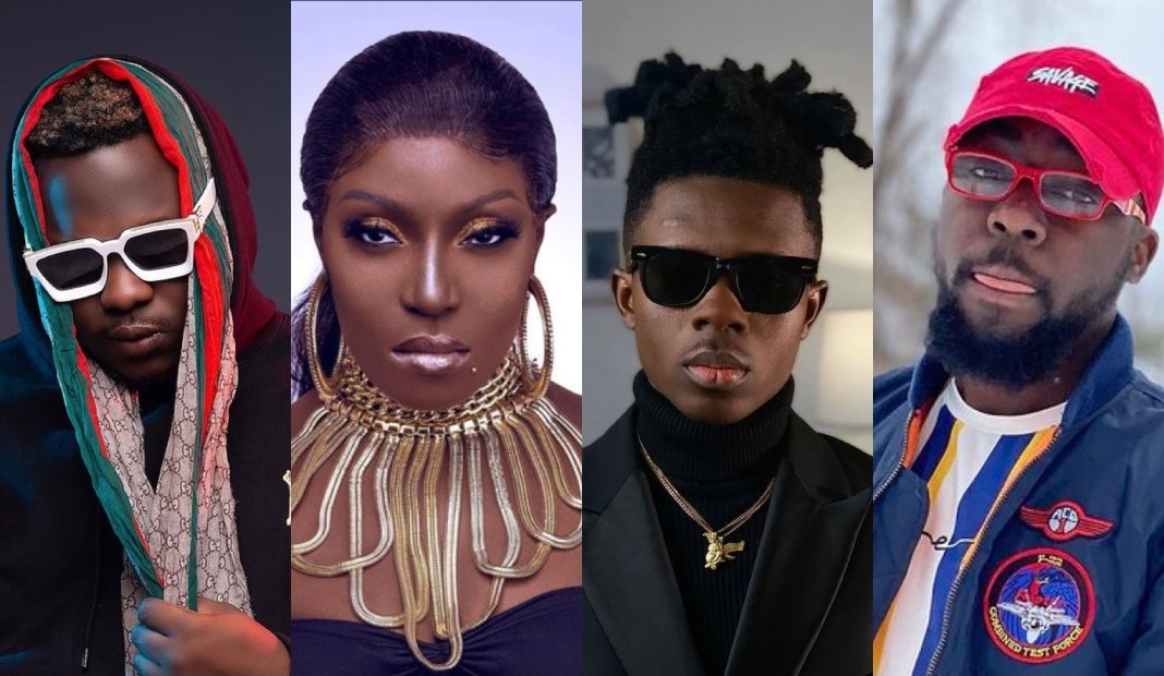 Strongman, Eno And Others React To The Beef Between Medikal And Teephlow's