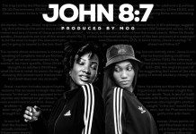 Ebony – John 8:7 Ft. Wendy Shay (Prod. By MOG)