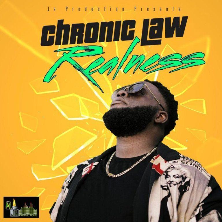 Chronic Law – Realness (Prod. By JA Production)