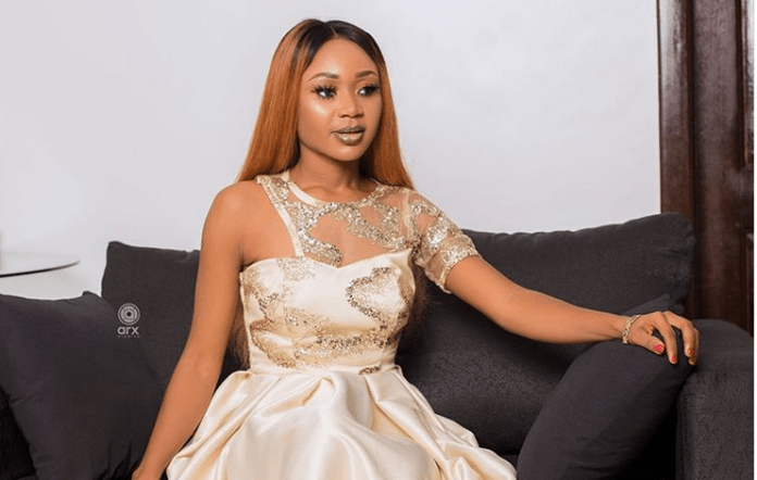 Akuapem Poloo celebrates in tears after Nana Ama McBrown reacts to her post on Instagram