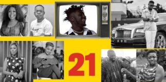 Amerado – Yeete Nsem (Episode 21) Ft. AMG Evergreen