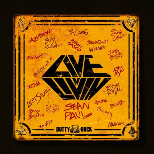 Sean Paul – Guns of Navarone (Remix) ft. Stonebwoy, Jesse Royal & Mutabaruka