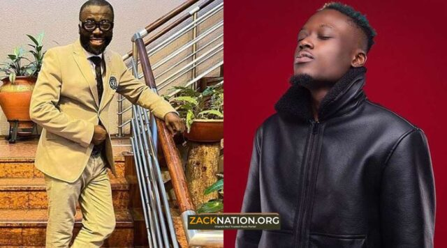 VIDEO: Okese1 Blames Andy Dosty For Not Getting A VGMA Nomination