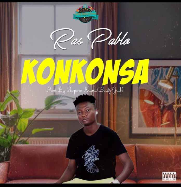 Ras Pablo - Konkonsa (Prod. by Kopow Naadi)