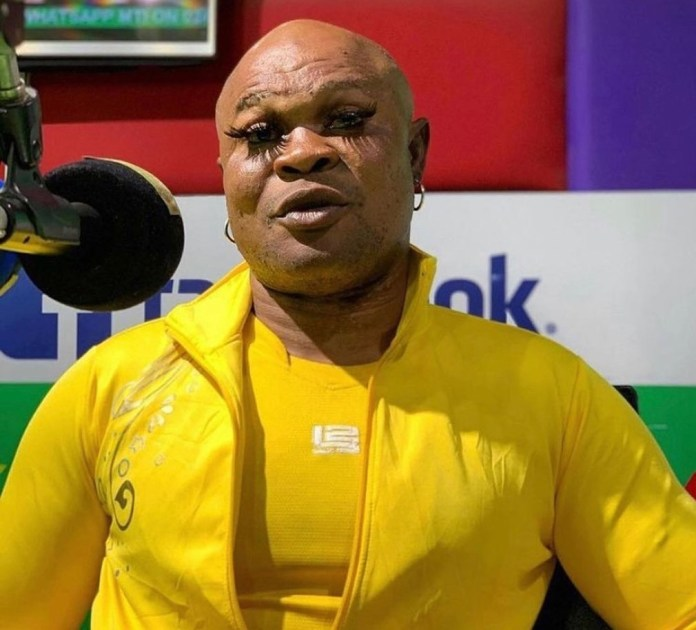 SAD: Bukom Banku Weeps Like A Baby Over His Mother's Death [Video]