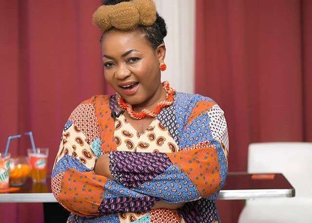 Ghanaians are good at fabricating stories - Christiana Awuni