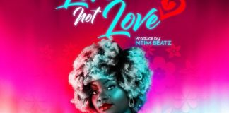 Lady Becc - Love Not Love (Prod. by Ntim Beatz)