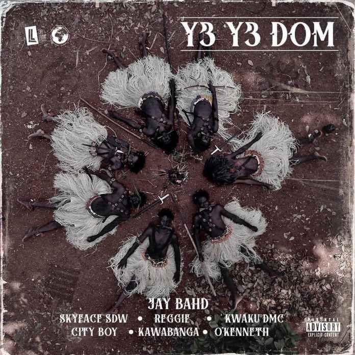 Jay Bahd – Y3 Y3 Dom Ft Reggie, O'Kenneth, Kwaku DMC, City Boy & Skyface Sdw