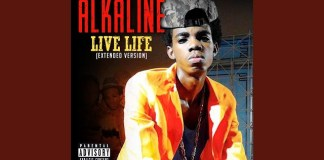 Alkaline - Live Life Mp3