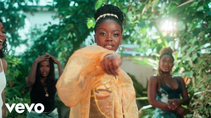 Gyakie – Whine (Official Video)