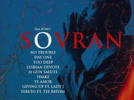Yaa Pono – Sovran (Full Album)