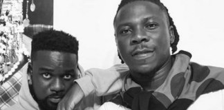 Moment Stonebwoy Sends Surprising Birthday Message To Sarkodie Despite Their Recent 'Beef' – See His Post