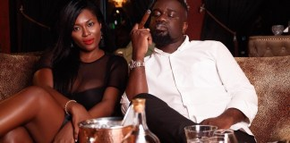 """""""Let's Continue Making Memories Together"""" – Tracy Sarkcess Shares Intimate Video To Celebrate Her Hubby, Sarkodie - See Video"""