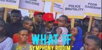 Shatta Wale – What If (Symphony Riddim)