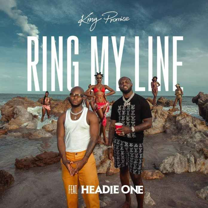 King Promise - Ring My Line Ft. Headie One