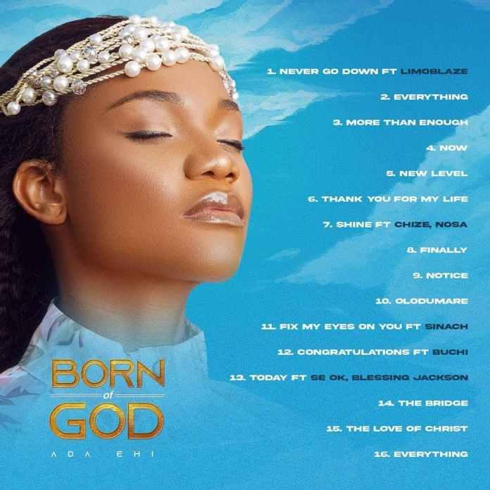 Ada Ehi – Born Of God Album