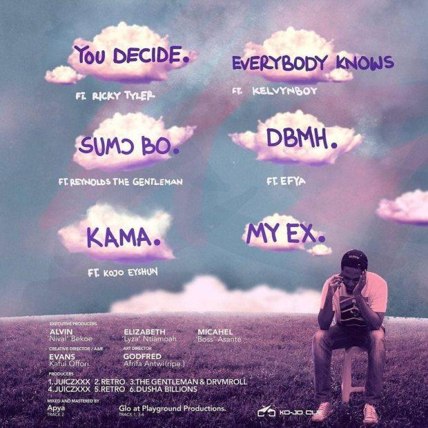 Ko-Jo Cue – 21 Memory Lane (FULL EP)