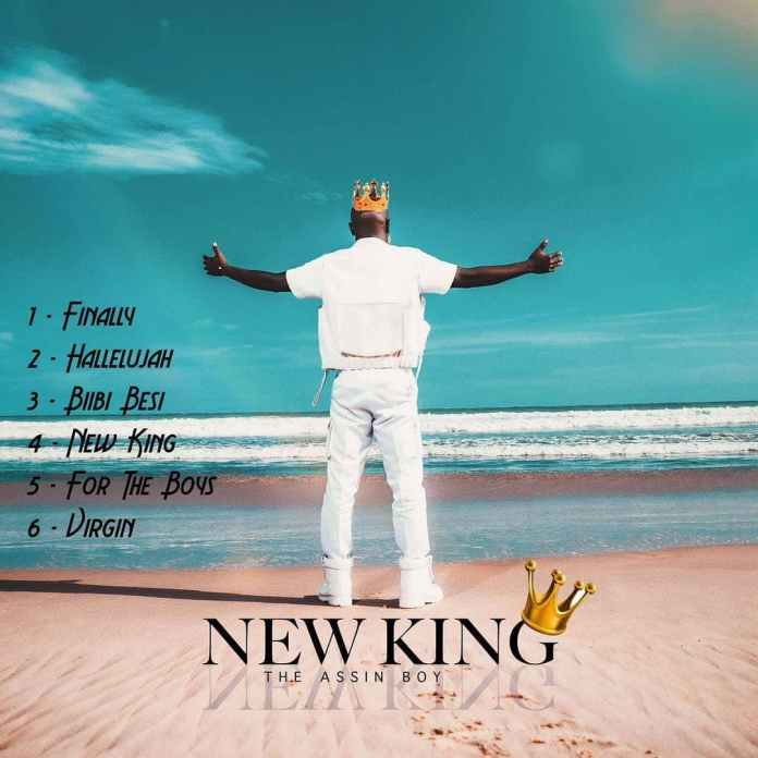 Kwame Yogot – New King EP (Full Album)