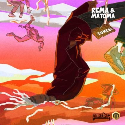 Rema - Dumebi (Remix) Ft Matoma