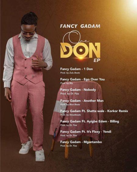 Fancy Gadam – One Don Ep (FULL EP)