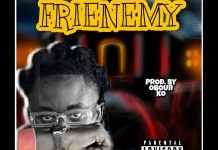 King Wasty - Frienemy