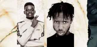 Kwesi Vibes - Dream Ft Goddamn Boi (Prod by KhendiBeatz)