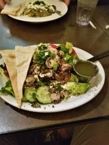 The Chicken Plate at Sinbad's