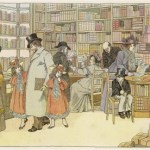 Pisarze ze starej szkoły (IX): Małpy literackie i prości handlarze książką