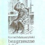 """Odoaker to nie jest pasta do zębów (Kornel Makuszyński, """"Bezgrzeszne lata"""")"""