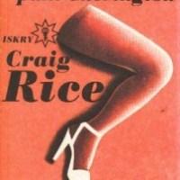 """Upiorne dzieci prowadzą śledztwo  (Craig Rice, """"Róże pani Cherington"""")"""