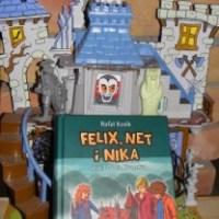"""Na wczasach w tych góralskich lasach...  (Rafał Kosik,  """"Felix, Net i Nika oraz Trzecia Kuzynka"""")"""