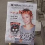 Łurzowy Kłulik zwiastujący Zagładę, czyli o spotkaniu z Martą Kisiel