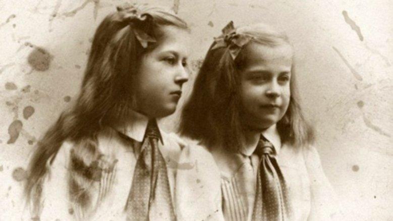Maria i Magdalena Kossakówny.