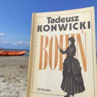"""Portret wyobrażony (Tadeusz Konwicki, """"Bohiń"""")"""