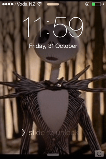 Jack Skellington / from Tumblr.