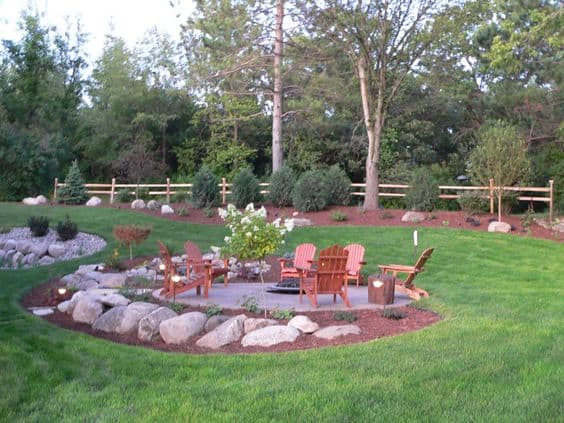 landscaping ideas slopes