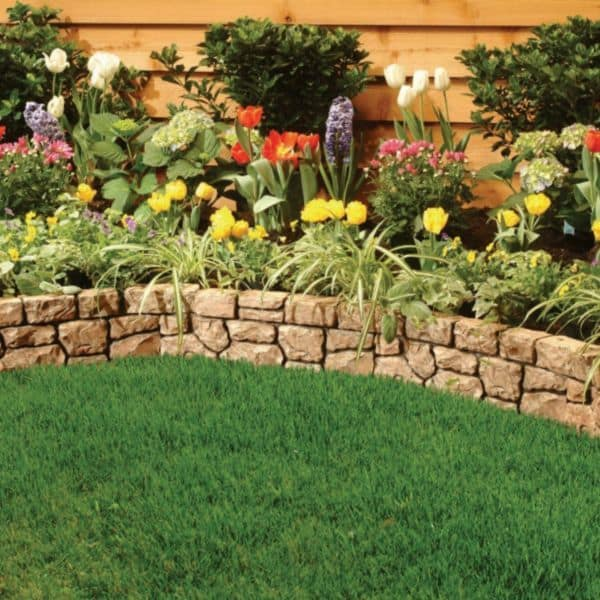 examples of cheap landscaping