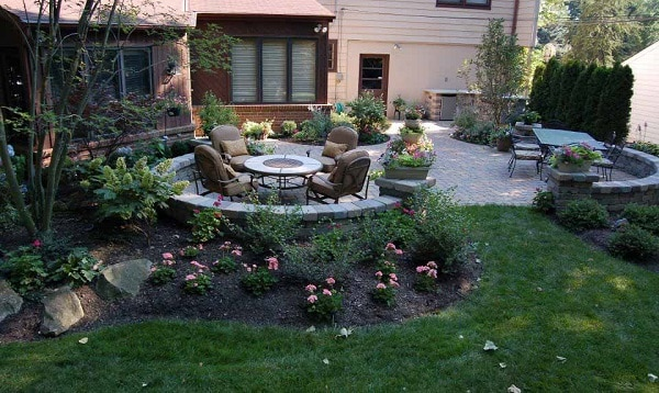 landscaping ideas patio