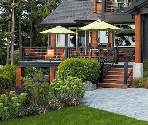 landscaping ideas transform