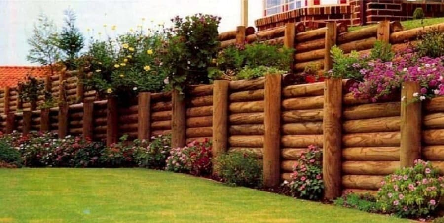 How To Keep Landscape Timbers From Warping