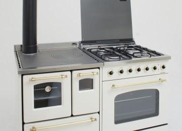 Cucine A Legna E Gas Combinate | J Corradi Cucine A Legna E ...