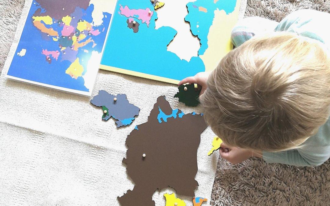 """""""Unikanie konfliktów jest zadaniem polityki, budowanie pokoju toedukacja."""" Maria Montessori owychowaniu dopokoju."""