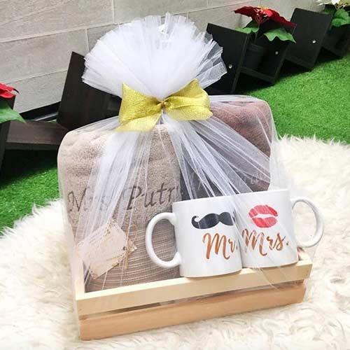 Paket Kado Pernikahan Special dan Bermanfaat